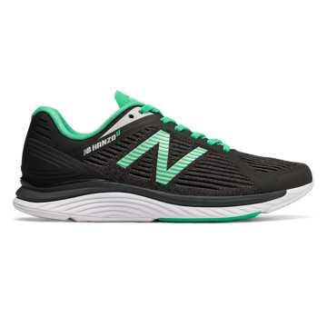 New Balance Hanzo U男款透气舒适轻量缓震跑鞋运动鞋, 深麻灰色