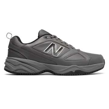 New Balance Slip Resistant 626v2, Grey with Navy