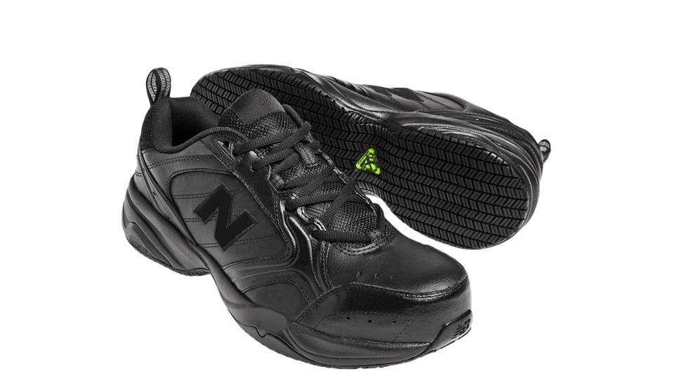 Steel Toe 627 Leather - Men's 627 - Industrial, Cushioning - New ...