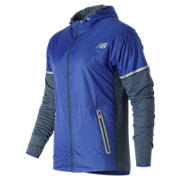 NB Performance Merino Hybrid Jacket, Galaxy Heather with Galaxy