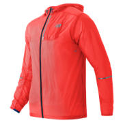 NB Lite Packable Jacket, Alpha Orange