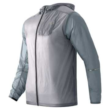 New Balance Lite Packable Jacket, Light Cyclone