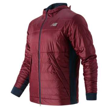 New Balance NB Heat Hybrid Jacket, Sedona
