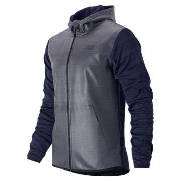 New Balance Kairosport Jacket, Pigment Heather