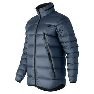 New Balance Mens Down Jacket, Galaxy