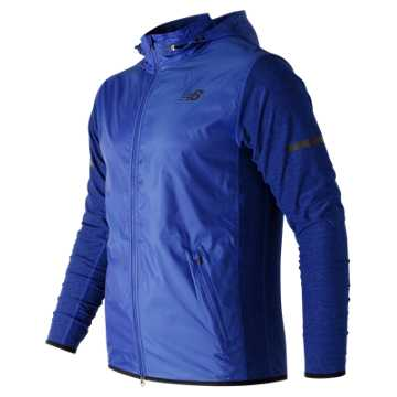 New Balance N Transit Jacket, Team Royal