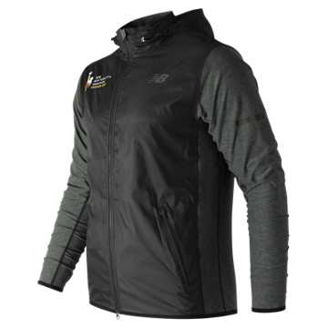 New Balance NYC Marathon Finisher In Transit Jacket, Grey
