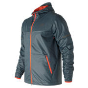 NB Max Intensity Jacket, Supercell with Alpha Orange