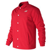 NB Classic Coaches Jacket, Alpha Red