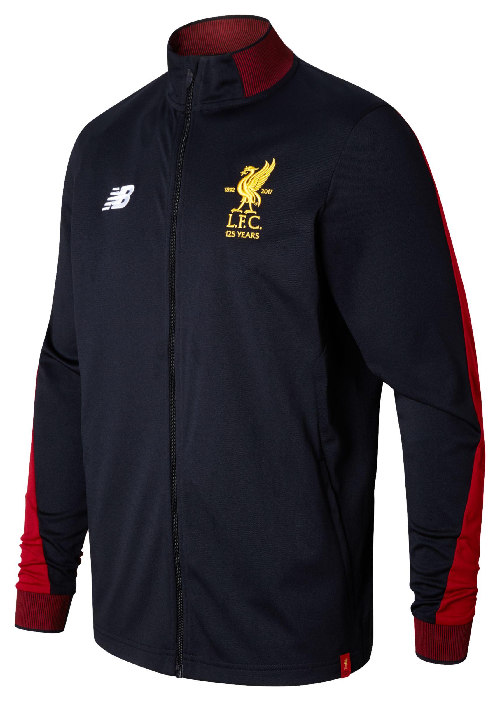 NB LFC Elite Training Presentation Jacket, Black