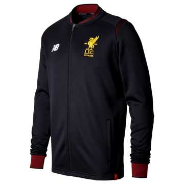 New Balance LFC Elite Training Walk Out Jacket, Black