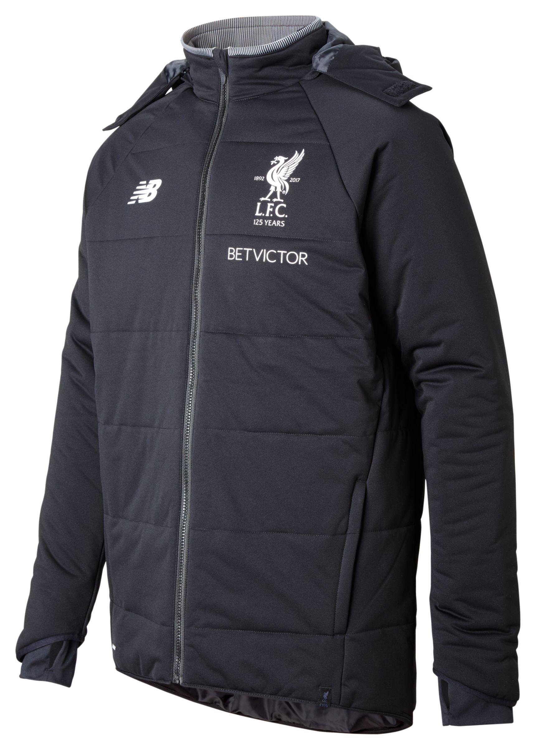 NB LFC Elite Training Stadium Jacket, Black