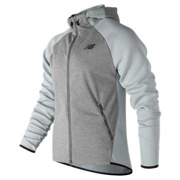 New Balance Fantom Force Jacket, Athletic Grey