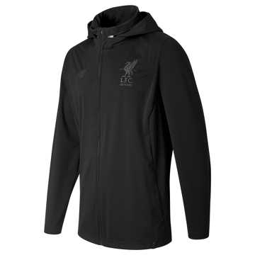 New Balance LFC Elite Training Motion Rain Jacket, Black