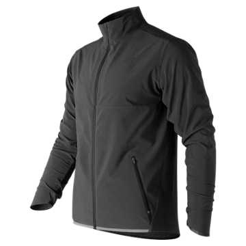 New Balance Precision Run 3 In 1 Jacket, Black