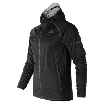 New Balance All Weather Jacket, Black