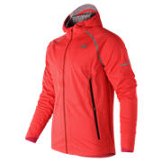 New Balance All Weather Jacket, Energy Red