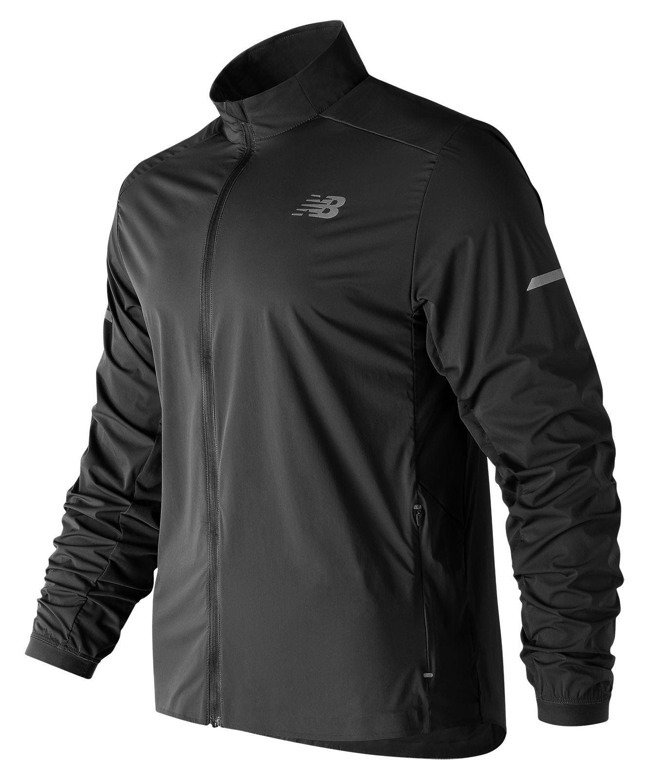 NB Speed Run Jacket, Black