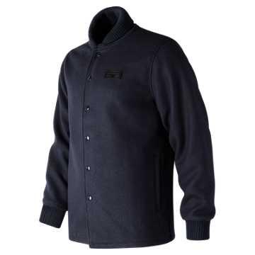 New Balance MiUSA Wool Jacket, Descent Heather