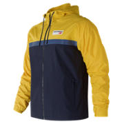 NB NB Athletics 78 Jacket, Atomic Yellow