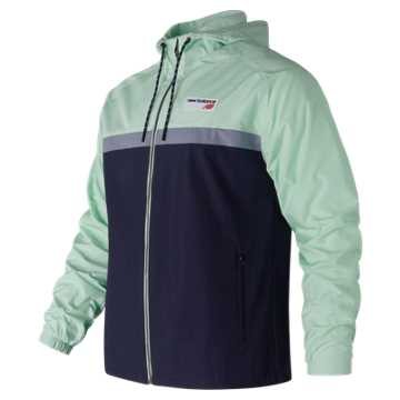 New Balance NB Athletics 78 Jacket, Seafoam