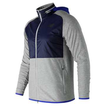 New Balance Anticipate Jacket, Athletic Grey