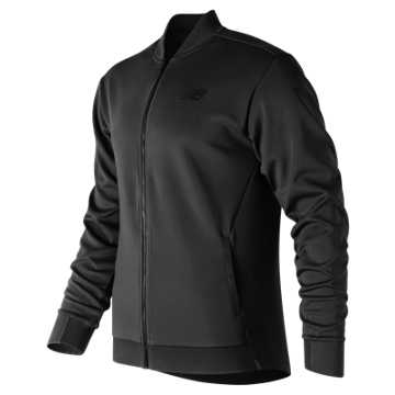 New Balance 247 Sport Track Jacket, Black