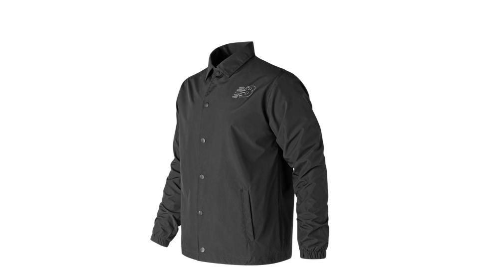 Classic Coaches Jacket - Men's 81590 - Jackets, Lifestyle - New Balance