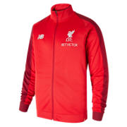 NB Liverpool FC Elite Training Presentation Jacket, Racing Red
