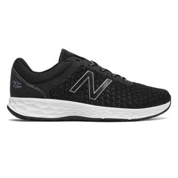 New Balance Fresh Foam Kaymin, Black with Overcast