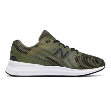 New Balance 1550 New Balance, Olive with Black