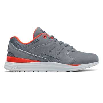 New Balance 1550 New Balance, Grey with Orange