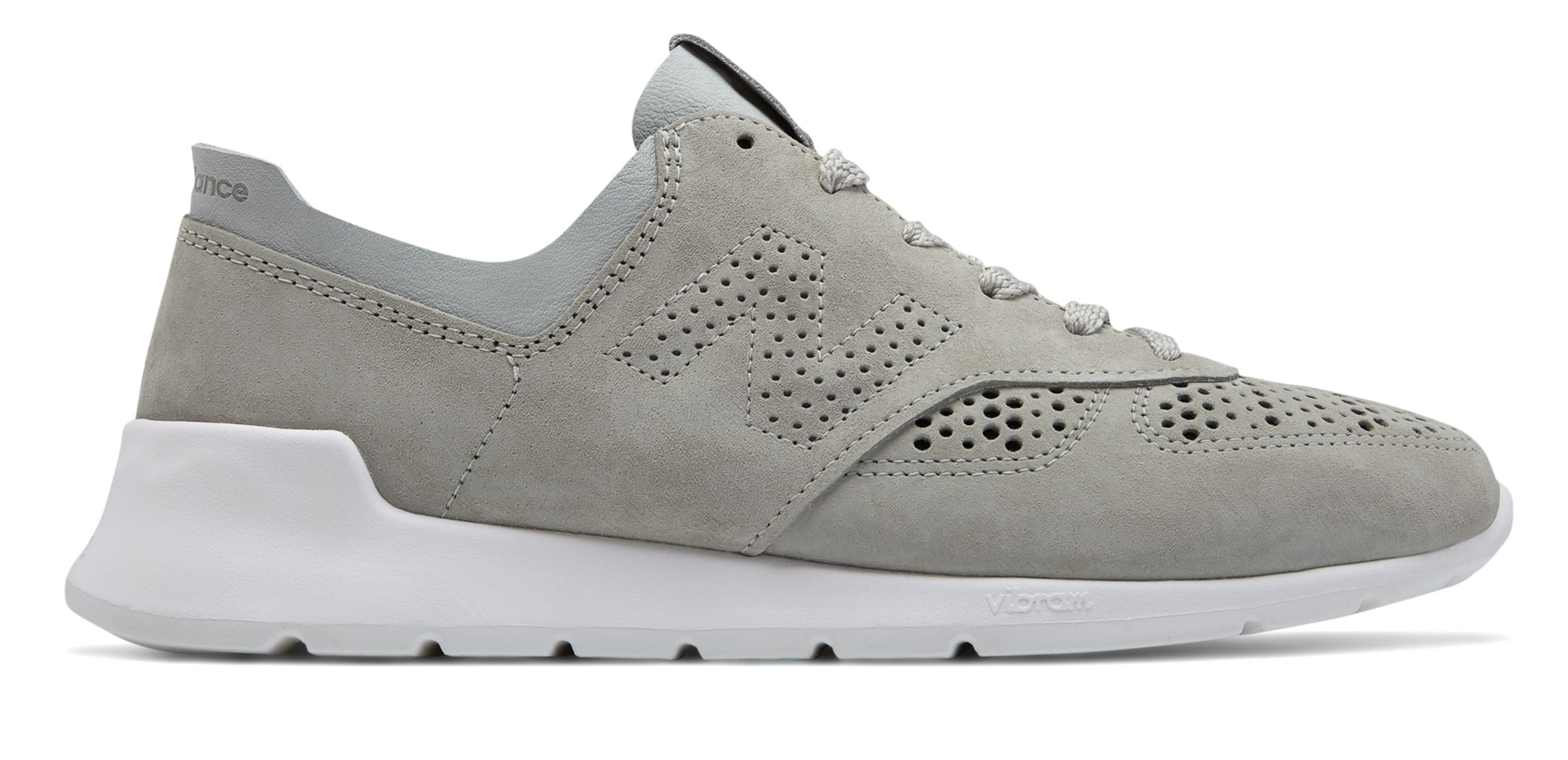 NB 1978 New Balance, Grey with White