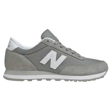 New Balance 501 Ballistic, Grey with White