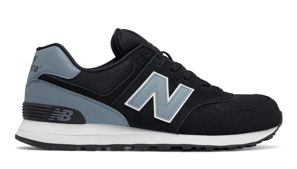 Men S Gray New Balance Shoes
