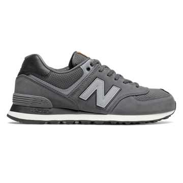 New Balance 574 New Balance, Castlerock with Magnet