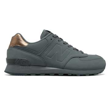 New Balance 574 Molten Metal, Grey