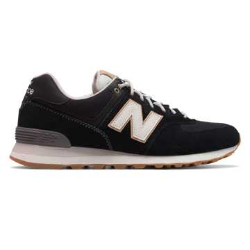 New Balance 574 Natural Outdoor, Castlerock with Moonbeam