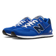 NB 574 Pique Polo Pack, Blue with Navy