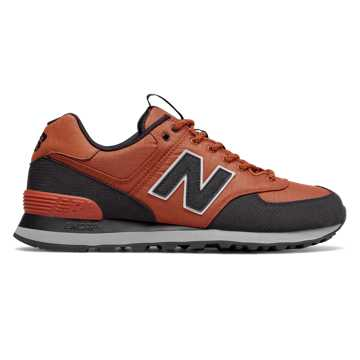 New Balance 574 Outdoor Escape, Warm Copper with Black