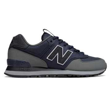 New Balance 574 Outdoor Escape, Pigment with Castlerock