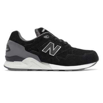 New Balance 878系列复古鞋, 黑色