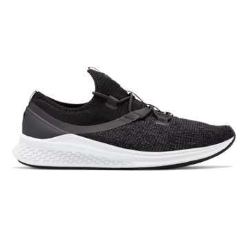 New Balance Lazr跑步鞋 男款 轻量缓震 舒适回弹, 深灰色