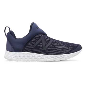 New Balance Fresh Foam Zante Slip-on, 灰色