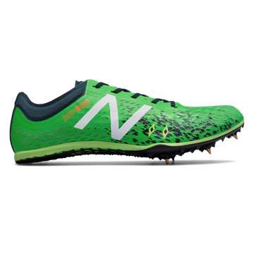 New Balance MD800v5 Spike, Green with Dark Grey