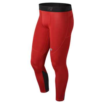New Balance Challenge Tight, Red Pepper