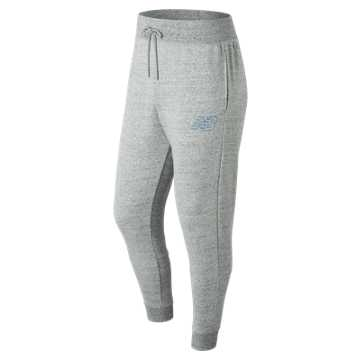 New Balance Heather Sweatpant, Heather Grey