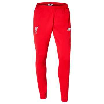 New Balance Liverpool FC Elite Training Tech Pant, Racing Red