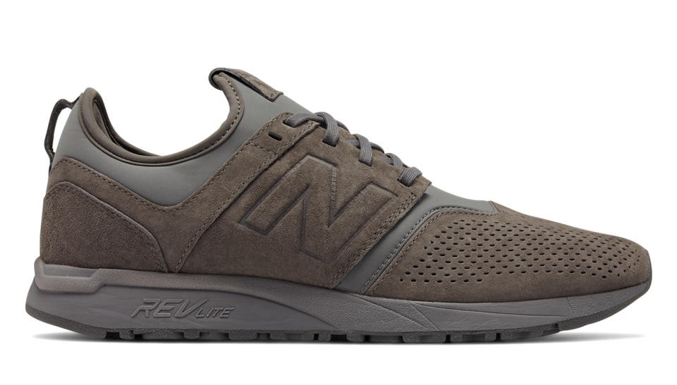 new balance deconstructed. new balance suede 247, grey deconstructed