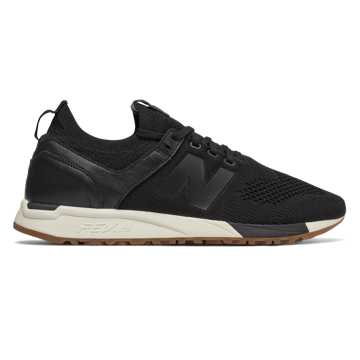 New Balance 247 Decon, Black